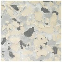 Flake Floor Desert Grey Large
