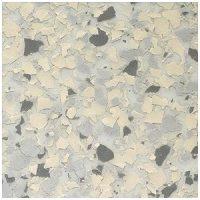 Flake Flooring Desert Grey Small