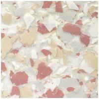 Decorative Flake Floor Honeycomb Large