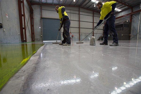 Factory Non Slip Flooring