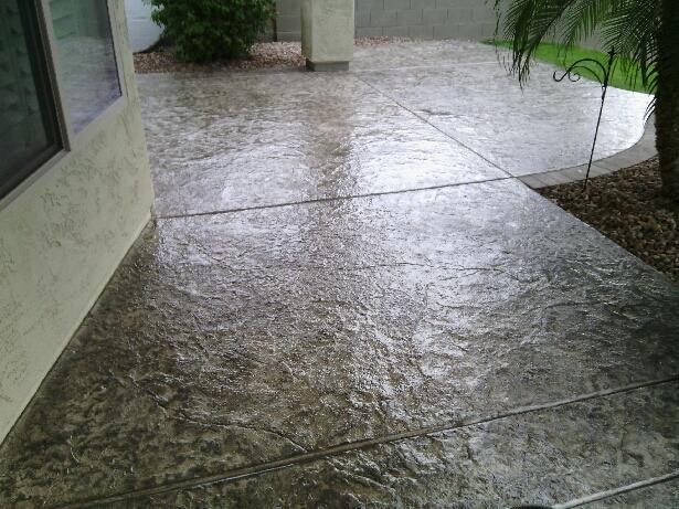 Concrete Resurfacing image outside